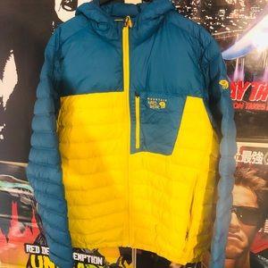 Mountain Hardwear Puffer Down Jacket XL